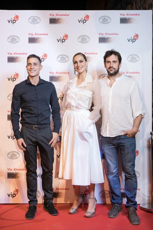 Slaven Došlo, Jelena Gavrilović i Goran Bogdan