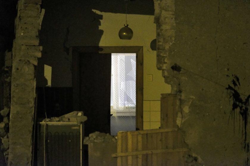 Sosnowiec. Wybuch gazu w kamienicy przy ul. Tylnej