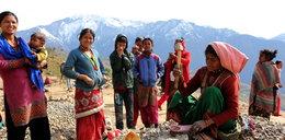 Kobiety wyklęte w nepalskich wioskach
