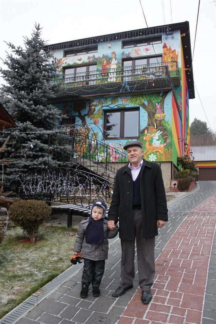To najweselszy dom w Polsce!