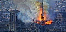 To spowodowało pożar katedry Notre Dame?