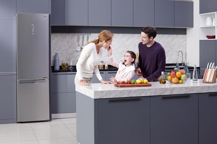 LG V+ kombinovani frižider_1