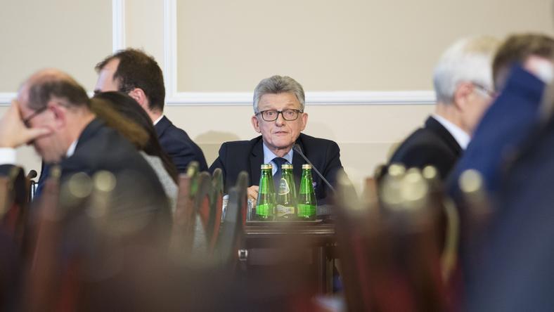 We wtorek komisja sejmowa przyjęła prezydencki projekt o KRS z poprawkami PiS