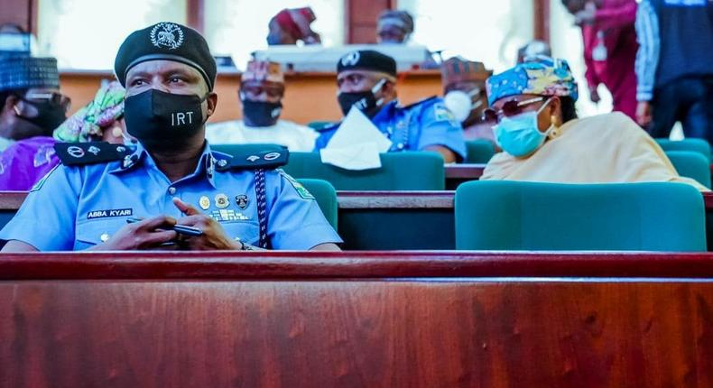 Abba Kyari is the commander of the Inspector General of Police Intelligence Response Team [NASS]