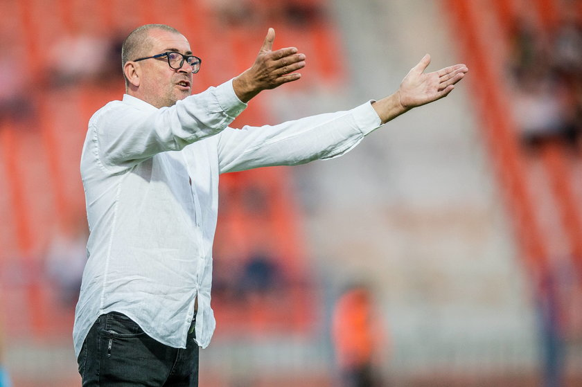 Trener Marcin Sasal (51 l.) kilkanaście lat temu został uderzony przez Szczęsnego, wówczas młodziutkiego bramkarza Agrykoli.