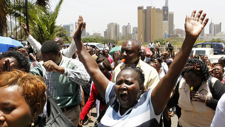 Kenyan civil servants to have their salaries slashed by 7.5 per cent starting July