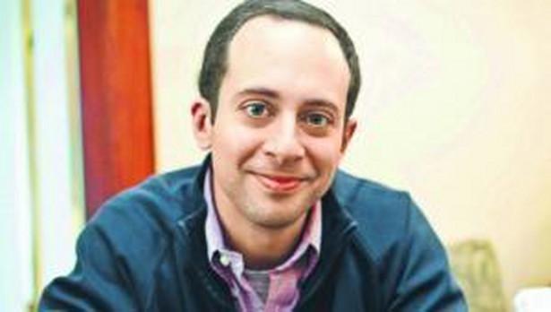 """Matthew Tyrmand ekonomista i inwestor, mieszka w Nowym Jorku, w Polsce ukazała się jego książka """"Jestem Tyrmand. Syn Leopolda""""."""