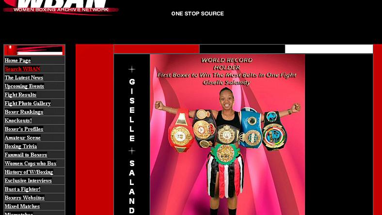Tragiczna śmierć mistrzyni boksu