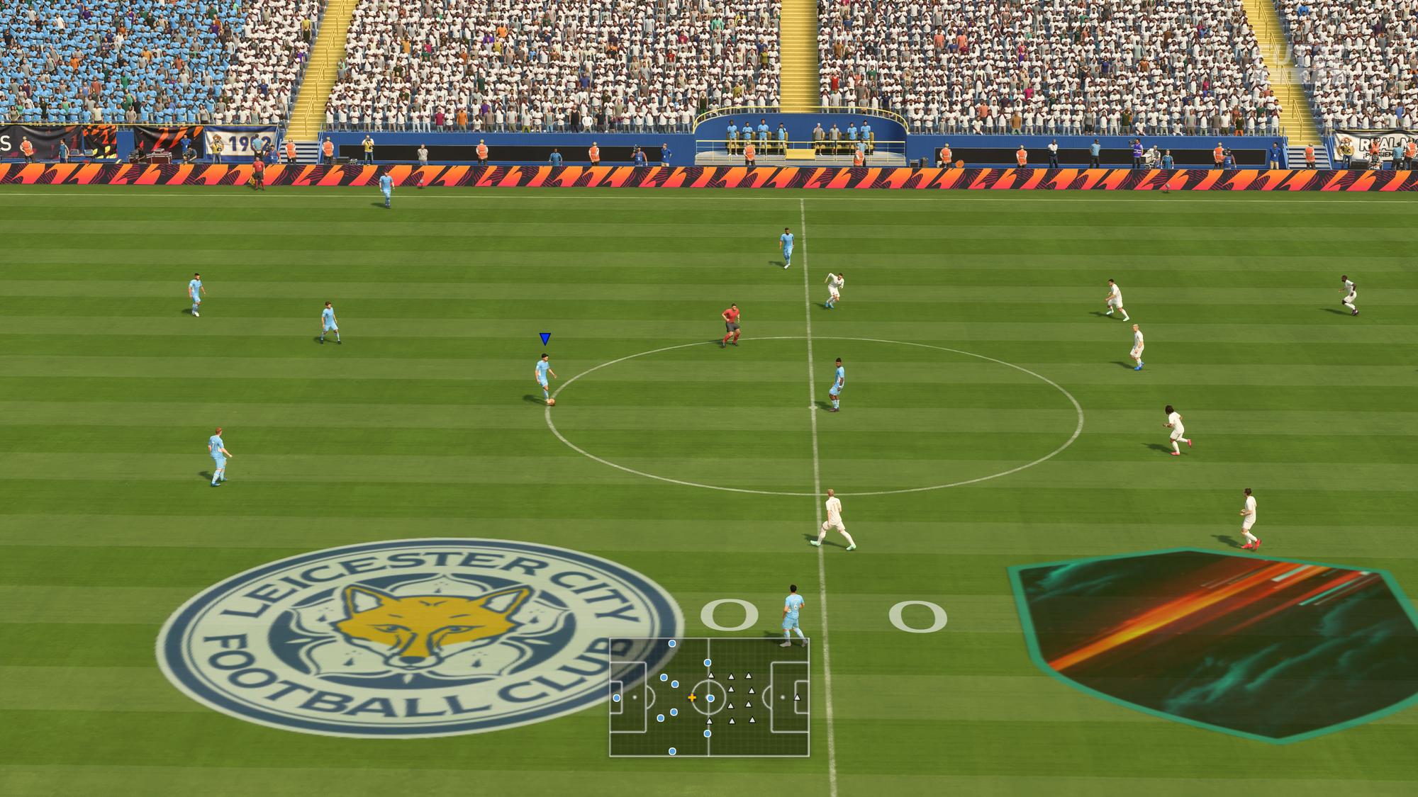 Po technickej stránke je na tom nová FIFA opäť lepšie.