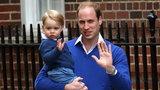 Książę William przyznał, że miał kłopoty z synem