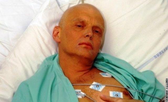 Poslednji sati Aleksandra Litvinjenka u londonskoj bolnici