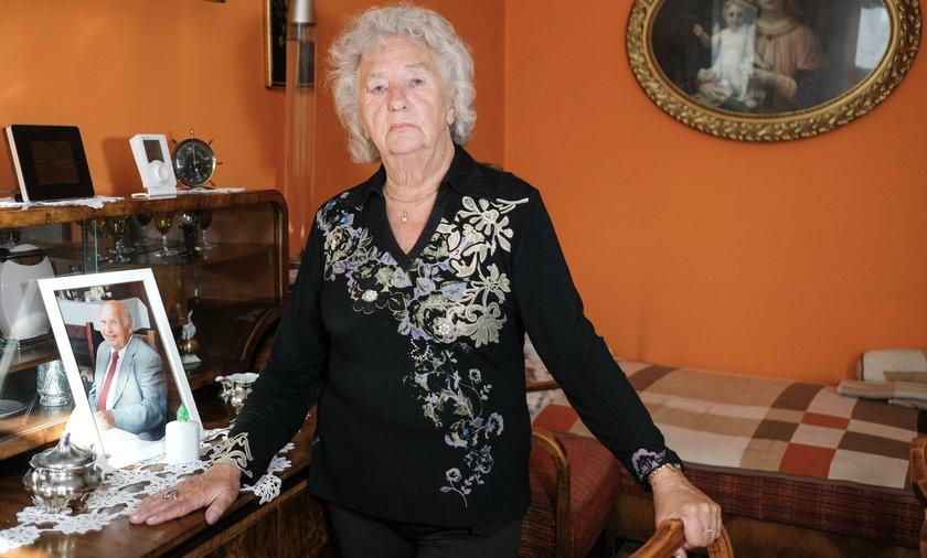 Irena Sosna (80 l.) z Siemianowic Śląskich od niedawna pobiera rentę rodzinną