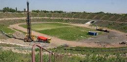 Wybuchowe pożegnanie stadionu X-lecia