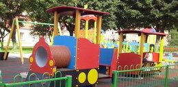 Nowy plac zabaw powstał na...