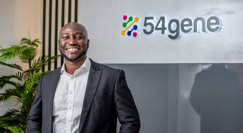 Healthtech startup, 54gene, is building Africa's largest biobank to tap into the multi-trillion dollar global pharmaceutical industry