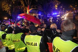 RPO zaniepokojony użyciem środków przymusu wobec demonstrantów po wyroku TK
