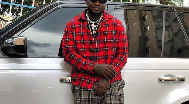 Khaligraph Jones speaks after being accused of dissing Bahati