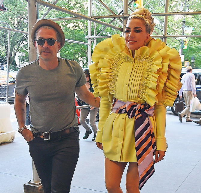 Gaga i Karino: bivša ljubav
