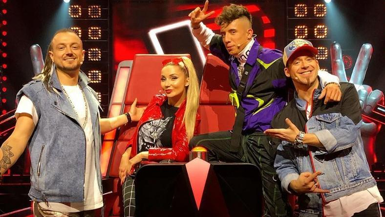 "Trenerzy ""The Voice Kids 3"""