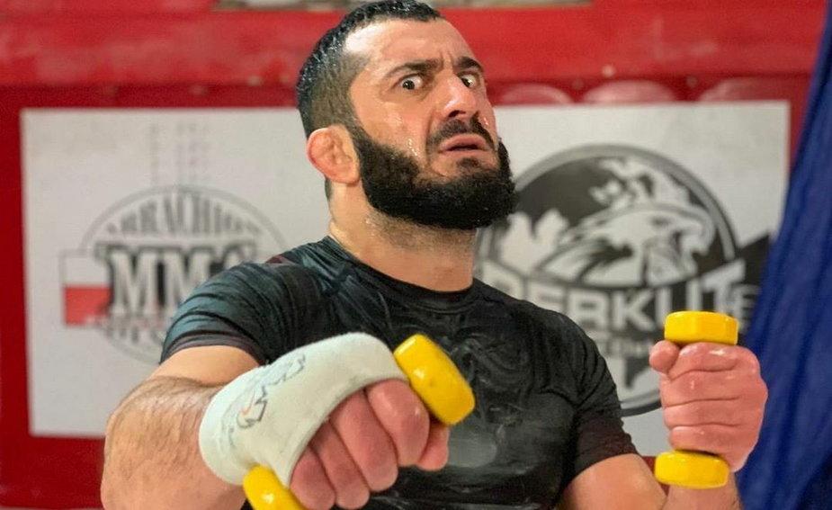 Khalidov wskazał trzech rywali do kolejnej walki w KSW