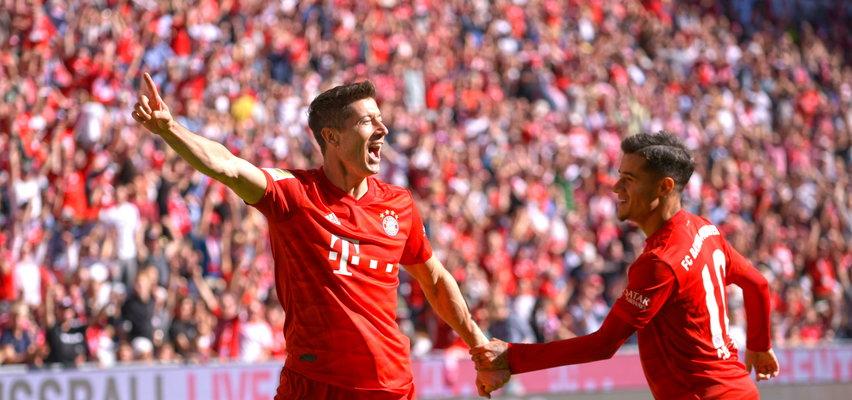 Dzień po urodzinach Lewandowskiego, Bayern gra z FC Koeln. Lewy uwielbia im strzelać