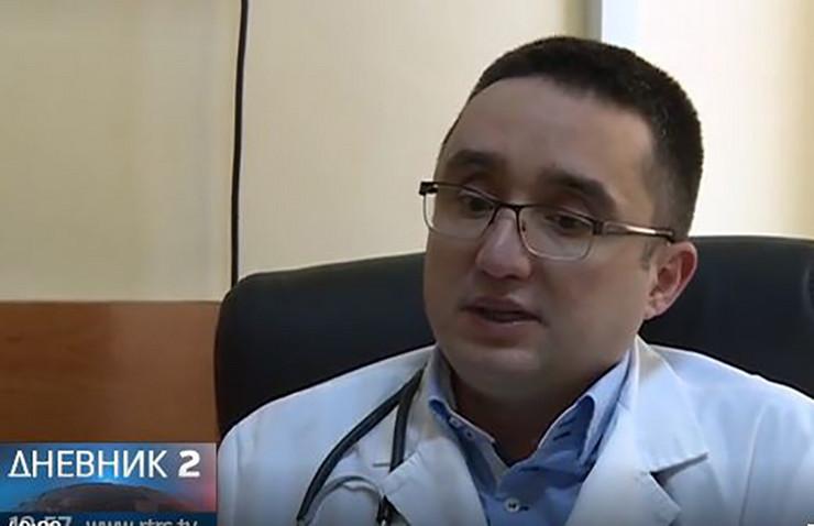 doktor Aleksandar Babić Trebinje