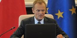 Tusk przeczytał Fakt i wnerwił się na swoich ministrów!