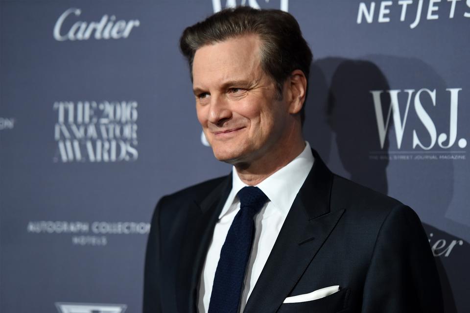 Colin Firth obecnie