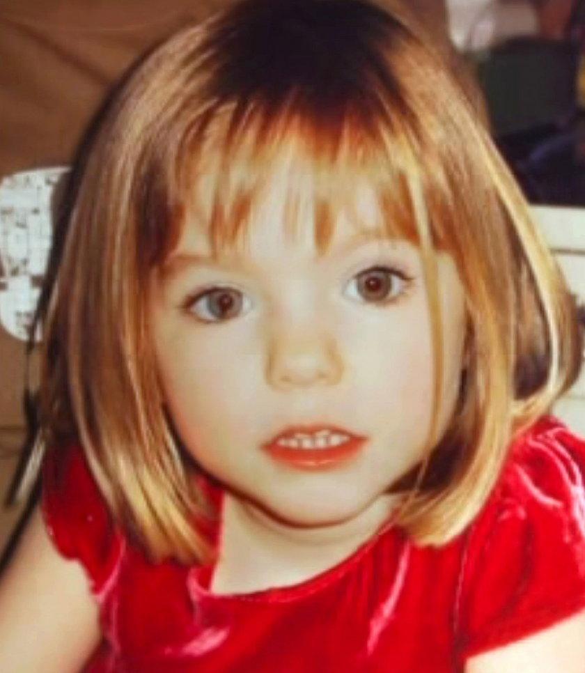 Nowy trop w sprawie zaginionej przed laty Madeleine McCann