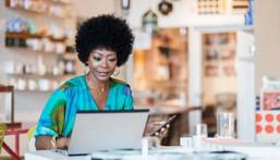 Sub-Saharan Africa boasts the world's highest rate of women entrepreneurs, at 27%.