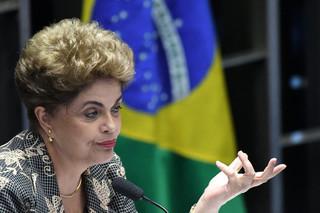 Niewykorzystana szansa Brazylii. Co dalej z Dilmą Rousseff?