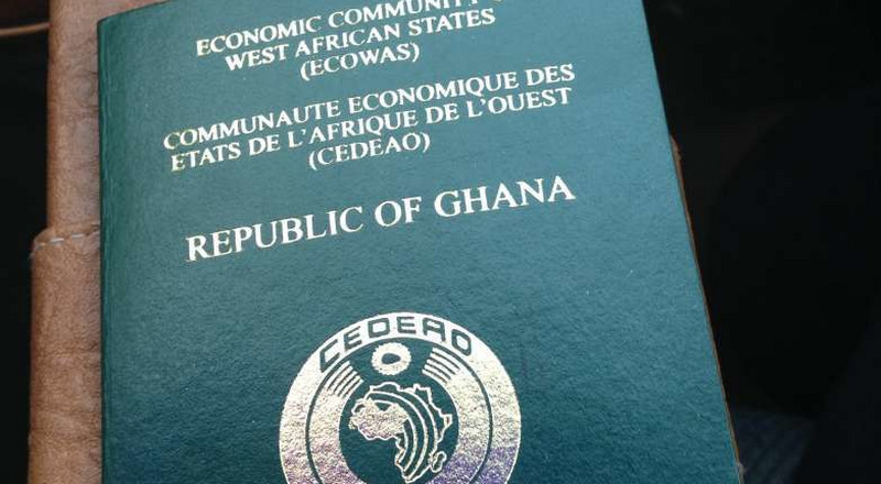 Manual passport application in Ghana to cease, effective March 1