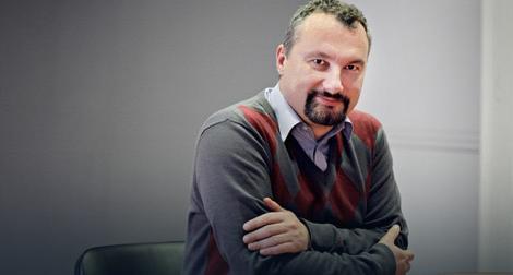 Boban Jevtić, direktor Filmskog centra Srbije