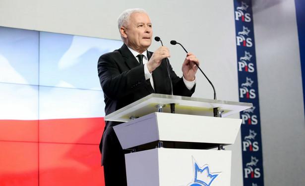 Kluczowe jest, jak zracjonalizuje decyzje Andrzeja Dudy lider PiS Jarosław Kaczyński
