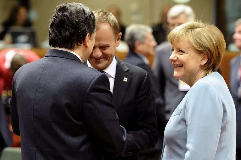 Donald Tusk na szczycie w Brukseli