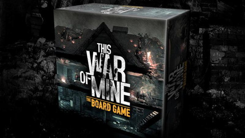 This War of Mine - gra planszowa