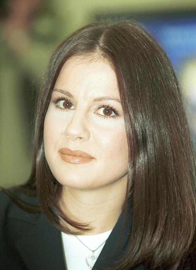 Na predstavljanju novih lica BK televizije 2002. godine