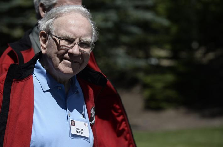 4. Warren Buffett