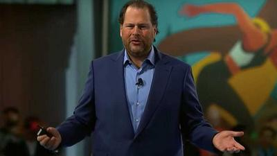 Billionaire Salesforce founder Marc Benioff claimed the coronavirus would disappear from the US in 3 weeks if everyone wore a mask