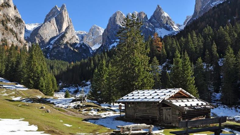 Góry kuszą nowymi hotelami