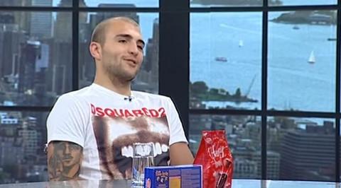 Veljko Ražnatović oduševio Deu:Evo šta je bokser poklonio voditeljki uživo u programu!