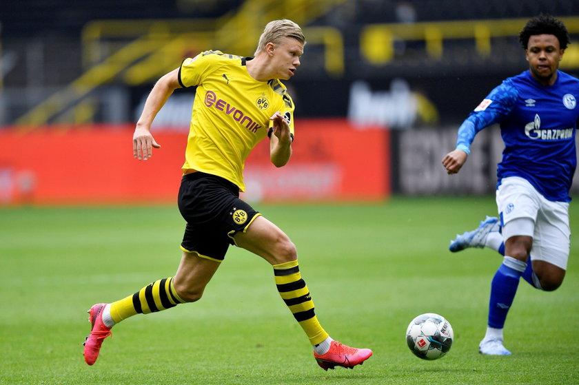 Erling Haaland jest uważany przez wszystkich fachowców za wielce utalentowanego piłkarza. Z Borussii chciałoby go wykupić wiele klubów