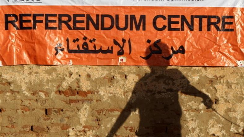 Referendum w Sudanie, fot. AFP