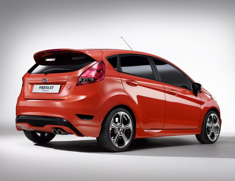 Ford fiesta ST w Los Angeles