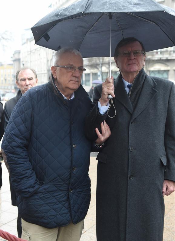 Vladislav Lale Lučić i Aleksandar Boričić