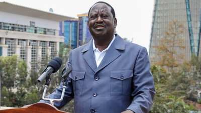 """""""HUSTLER"""" debate cannot move our youth to gainful employment - Raila"""
