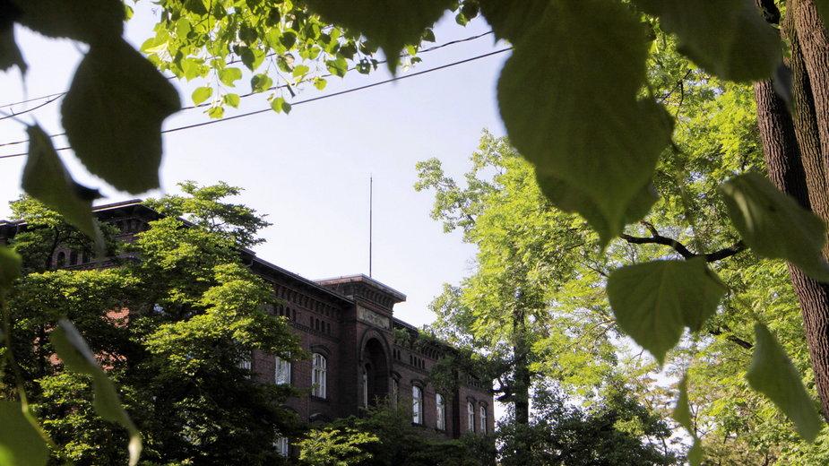 Szpital psychiatryczny w Rybniku