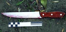 Nożownik zaatakował w parku. Grozi mu dożywocie