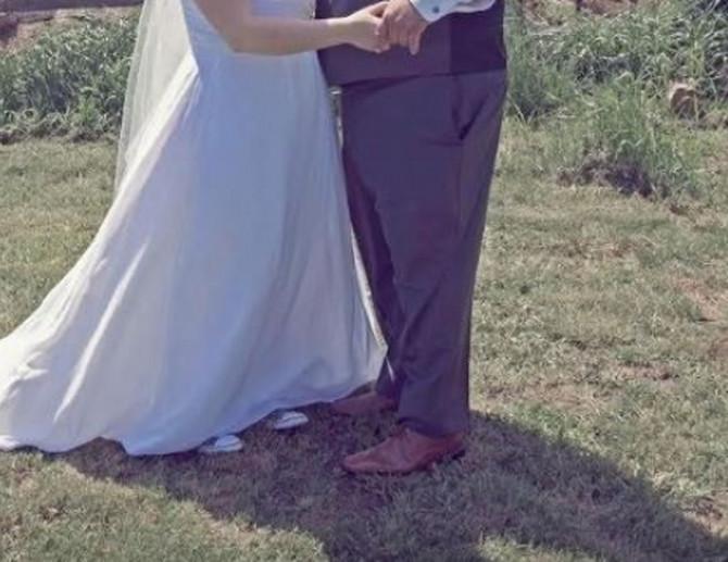 Da li je ovo najgora slika sa venčanja koju ste videli?