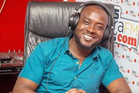 Nana Romeo of Accra FM